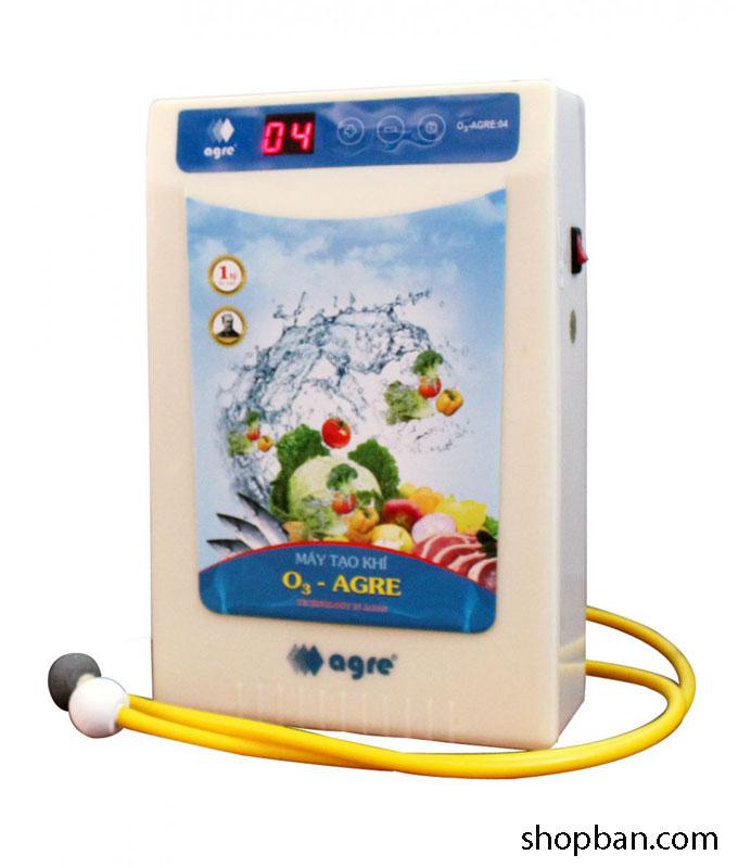 máy ozone khử độc thực phẩm shopban.com