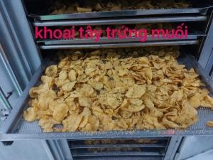 Bán buôn bán sỉ khoai tây trứng muối Singapore