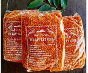 Địa chỉ mua bán sỉ đặc sản Tây Ninh: Muối Tôm, Bánh Tráng, Tép, Hành Phi