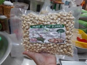 Giá bán hạt sen khô Đồng Tháp tại tphcm